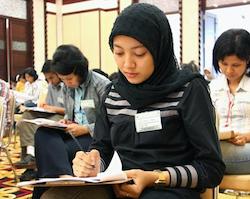 インドネシア看護師